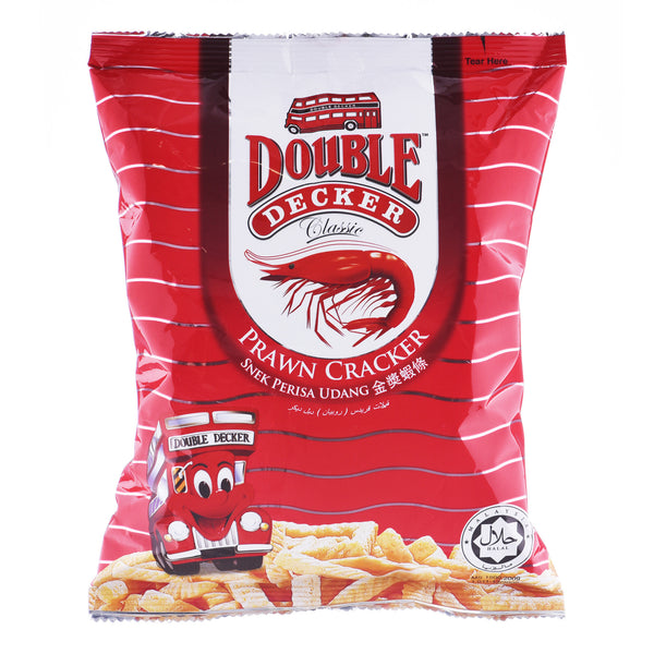 Prawn Cracker - Double Decker 3x10x60g