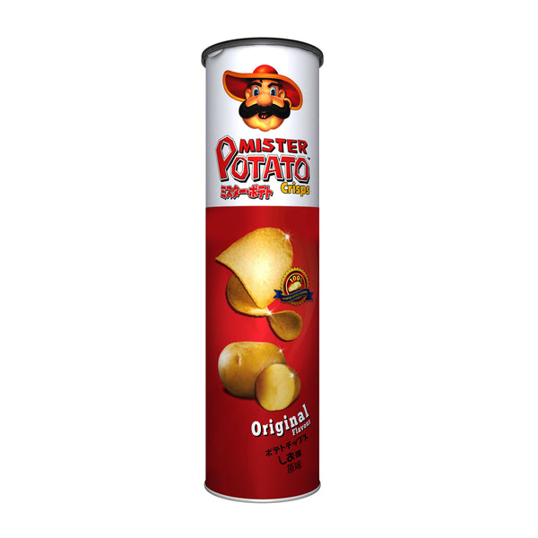 Original - Mister Potato Crisps 14x130g