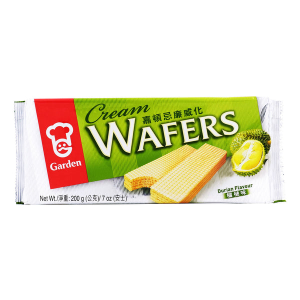 Garden Wafer Durian 24 X 200g