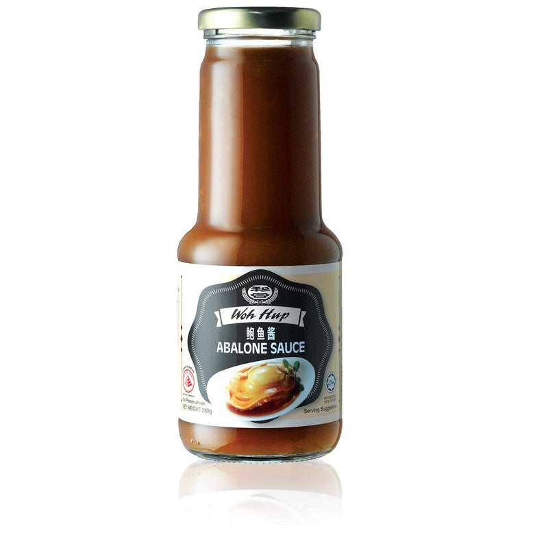 Abalone Sauce 280g Woh Hup - LimSiangHuat
