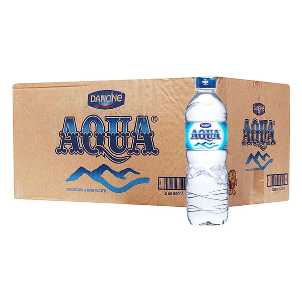 Aqua Mountain Spring Water 24sx600ml - LimSiangHuat