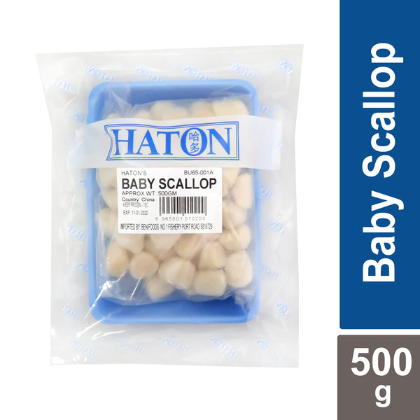Baby Scallop 80/100 - 500g