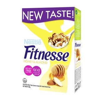 Fitnesse Honey & Almonds -Nestle 18x390g - LimSiangHuat