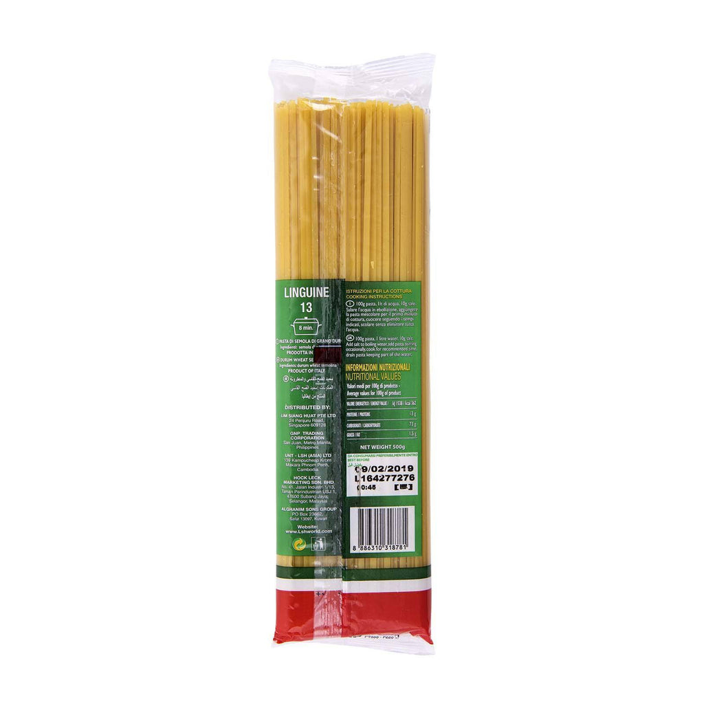 Linguine FTO 13 Royal Miller 500gm - LimSiangHuat
