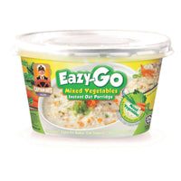 Eazy-Go Bowl Instant Oat Porridge Mixed Vegetable - Captain Oats 24 X 32G