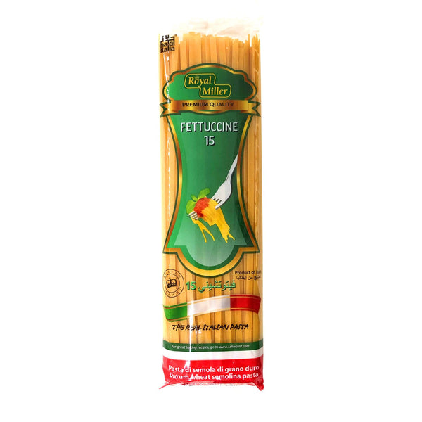 Fettuccine FTO 15  Royal Miller 500gm