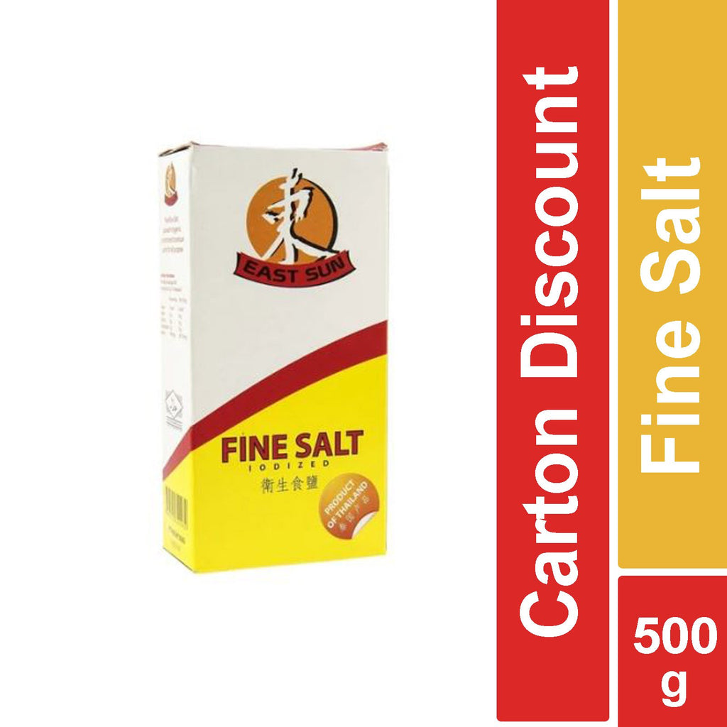 Fine Salt East Sun 500g - LimSiangHuat