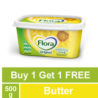 Flora Spreads Original - 16x500g