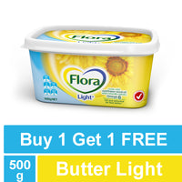 Flora Spreads LIGHT - 16x500g
