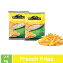 [BUY 2 GET 1 FREE] Early Dawn French Fries 2.5kg