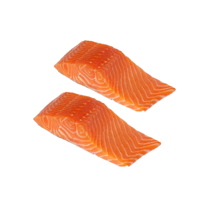 Frozen Salmon Portion 500g/pkt (+/-)