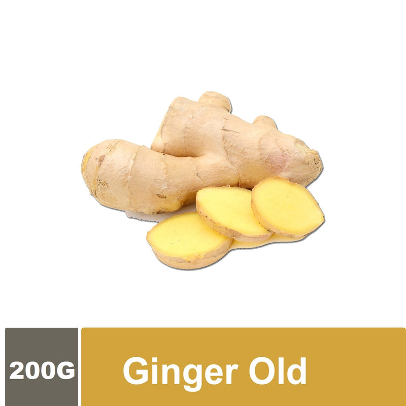 Ginger Old 200g/pkt