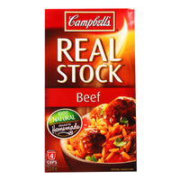 Real Stock Beef - Campbell's 1L