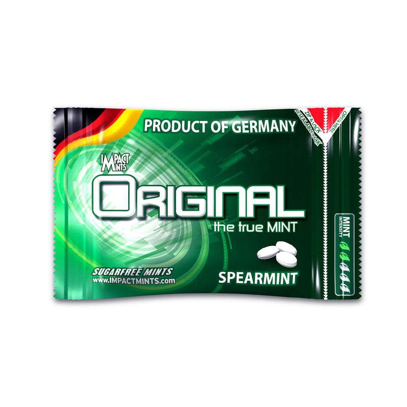 Impact Original Spearmint - (25g x 24)