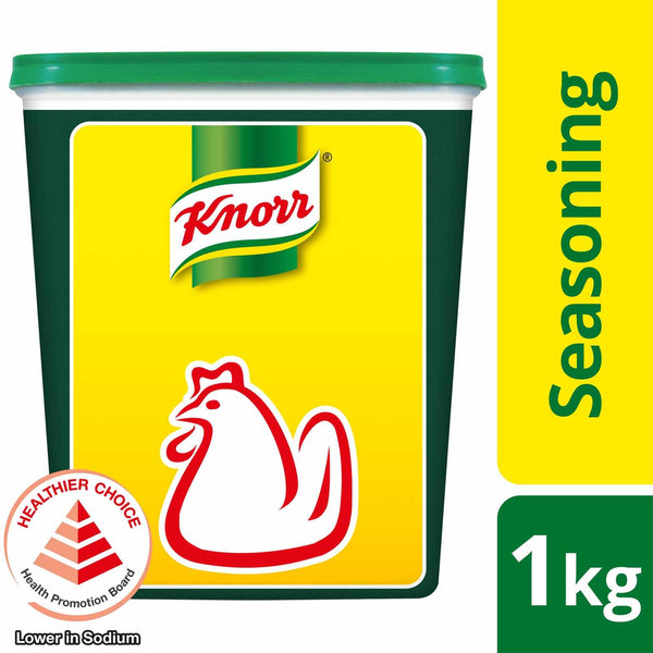 Knorr Chicken Seasoning Powder (6X1Kg) Salt/seasoning