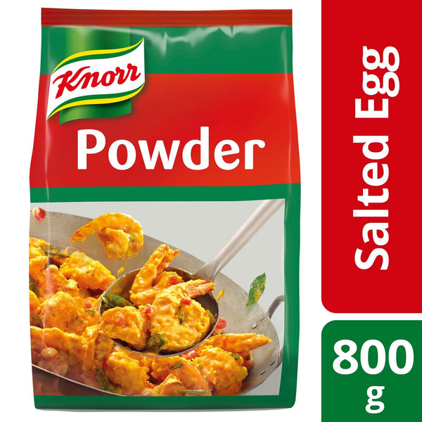 Knorr Golden Salted Egg Powder (6X800G) Salt/seasoning