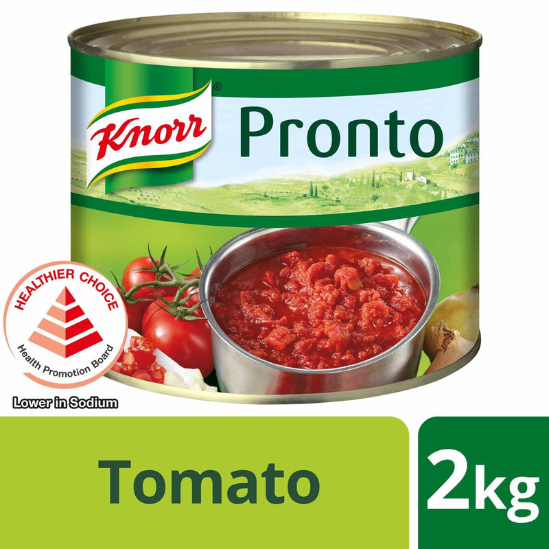 Knorr Pronto Tomato (6x2kg) - LimSiangHuat