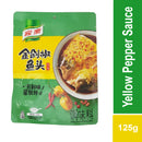 Yellow Pepper Sauce - Knorr 40x125g CN