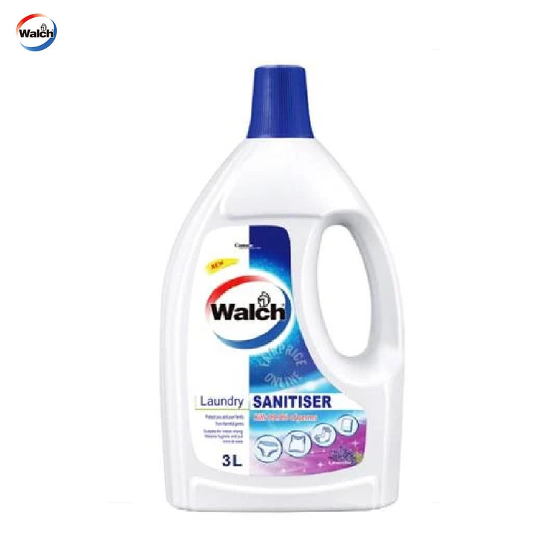 Walch Laundry Sanitizer Lavender 4x3000ml
