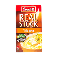 Real Chicken Stock - Campbell's 1L