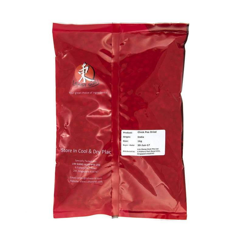 Chick Pea Dried East Sun 1kg/pkt - LimSiangHuat