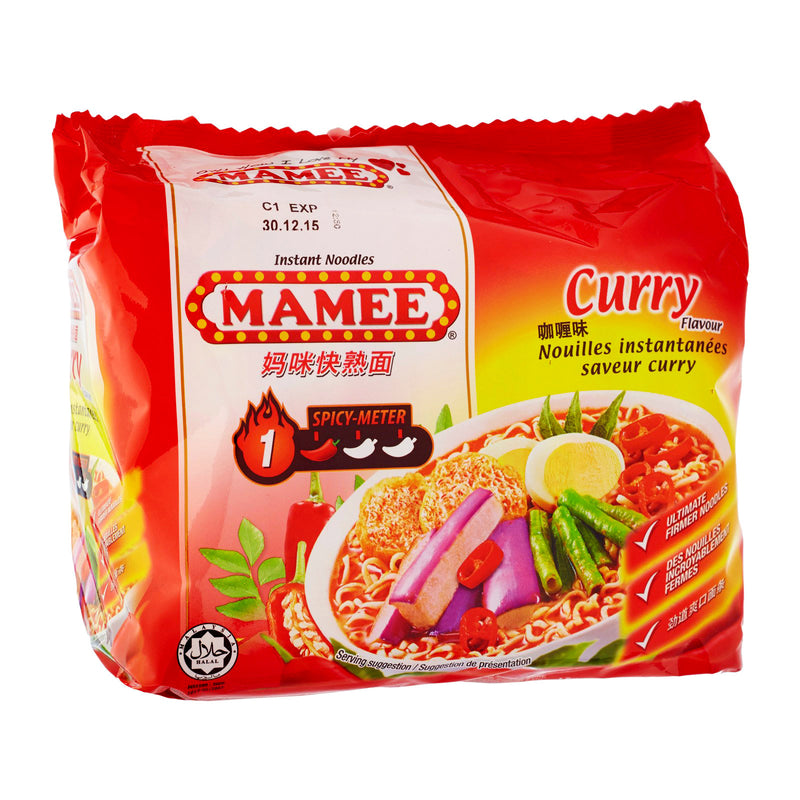 Curry - Mamee Premium  8x5x75g - LimSiangHuat