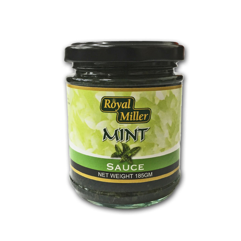 Mint Sauce - Royal Miller 6x185g