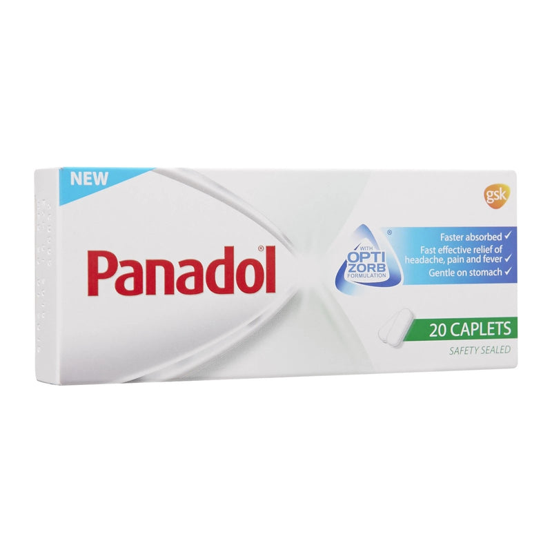 Panadol Extra With Optizorb 20s