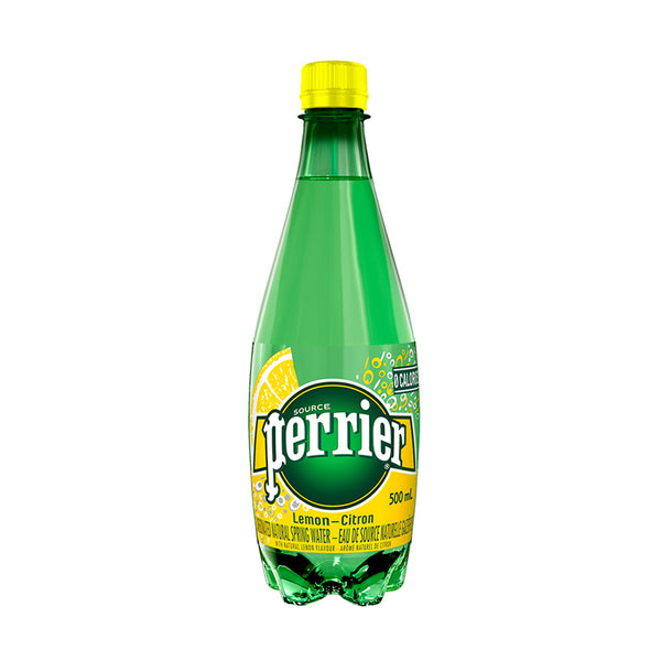 Perrier Citron LemonA 24sx500ml - LimSiangHuat