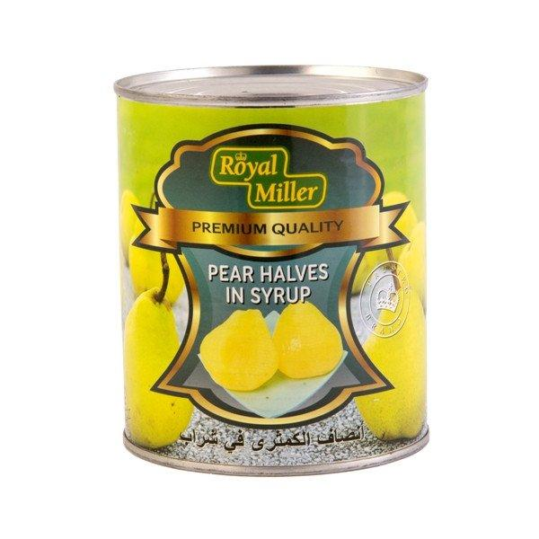 Pear 1/2 In Syrup Royal Miller (24x825g) - LimSiangHuat