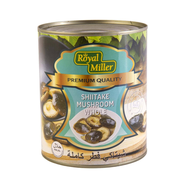 Black Poku Mushroom Royal Miller 850g - LimSiangHuat