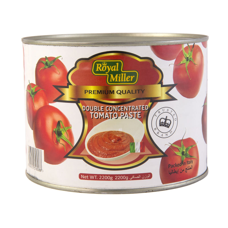 Tomato Paste  Royal Miller 2.2kg - LimSiangHuat