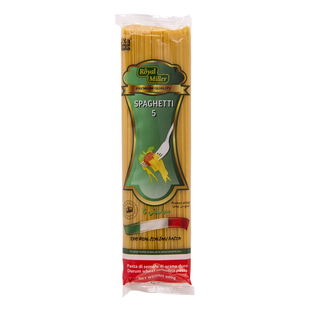 Spaghetti  FTO 5 Royal Miller 500gm