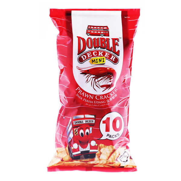 Prawn Cracker - Double Decker 10x10x15g