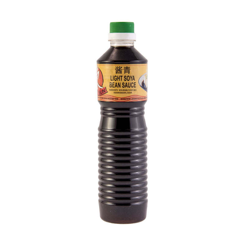 Light Soya Sauce -East Sun 12x640ml - LimSiangHuat