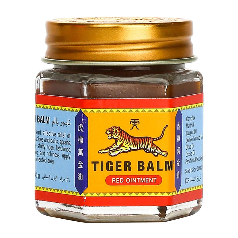 Tiger Balm Red Ointment 30g