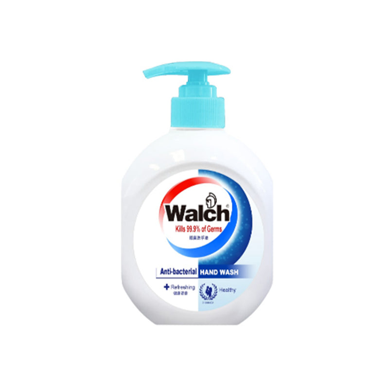 Walch Anti Bac Hand Soap Moisturizing 12x525mL