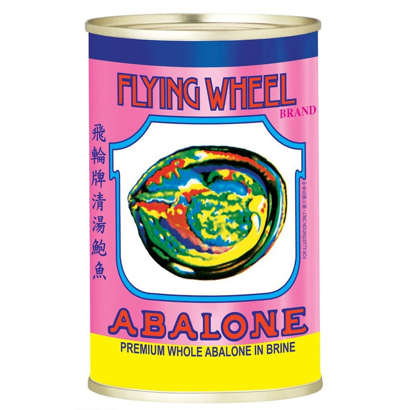 Flying Wheel Abalone 8 Head 425g