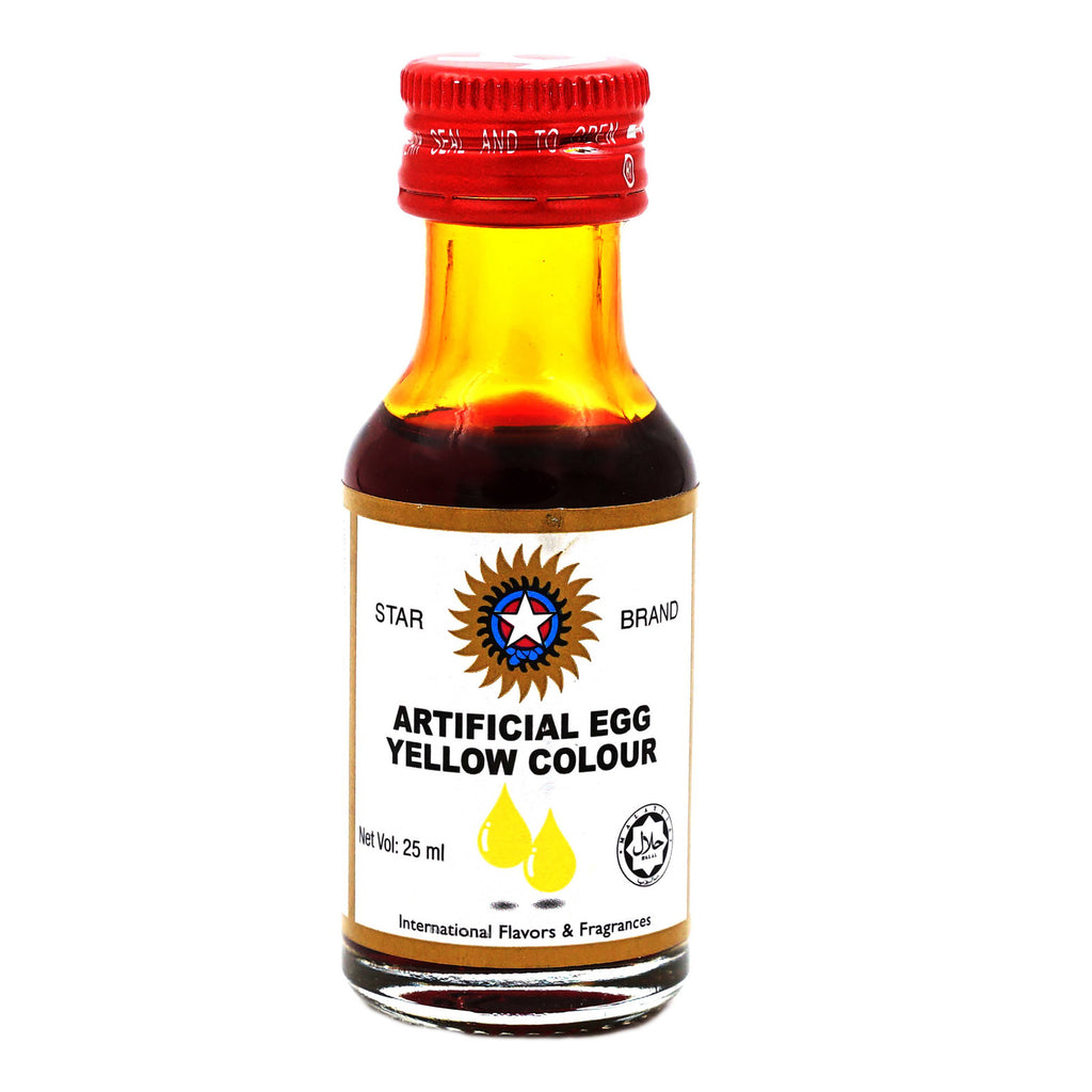 Yellow Colouring Liquid-Star 12x25ml