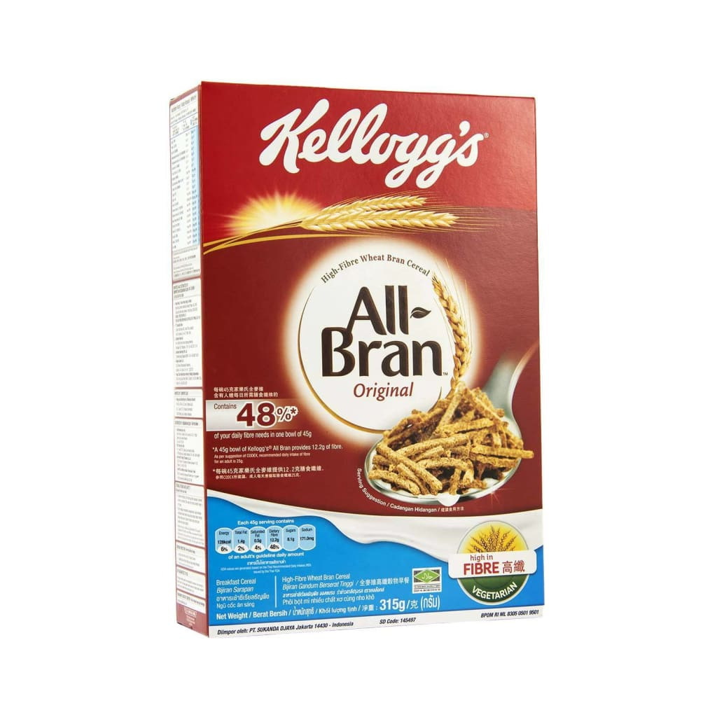 All Bran Kelloggs 315gm - LimSiangHuat