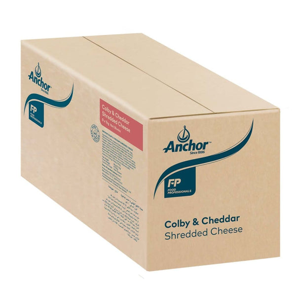 Anchor Cheddar Cheese Shredded 1kg - LimSiangHuat