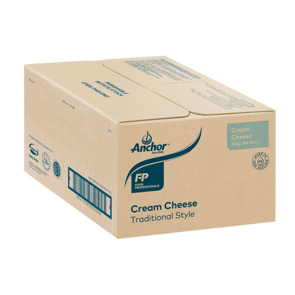 Anchor Cream Cheese 20kg - LimSiangHuat