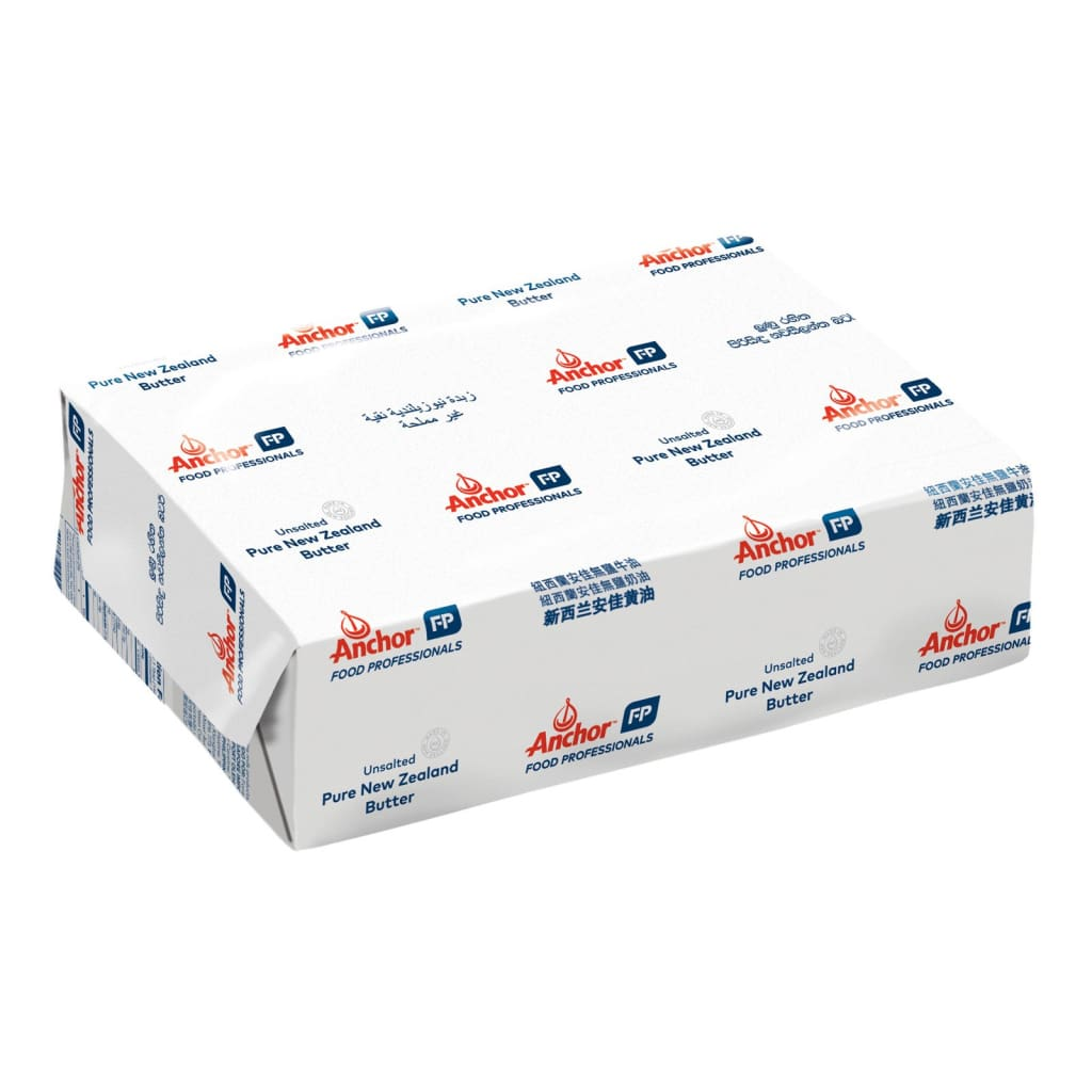 Anchor Unsalted Butter 4x5kg - LimSiangHuat