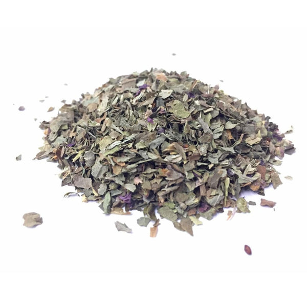 Basil Rubbed (Shredded) Moguntia 500g - LimSiangHuat