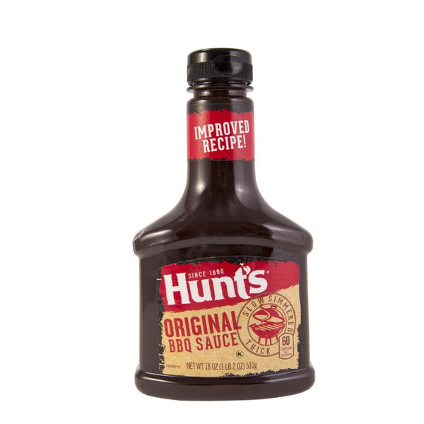 BBQ Sauce Hunts 18oz - LimSiangHuat