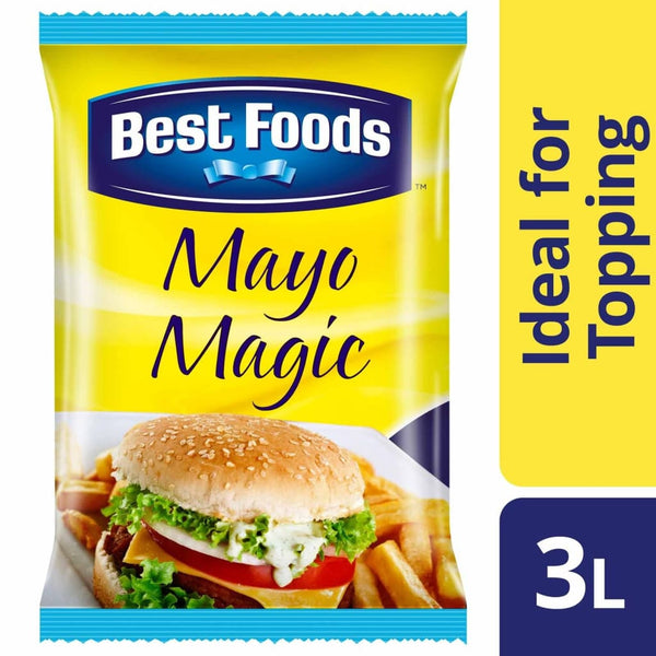 Best Foods Mayo Magic (4x3L) - LimSiangHuat