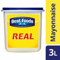 Best Foods Real Mayonnaise (4x3L)