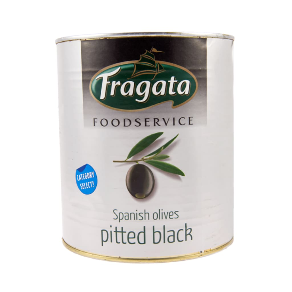 Black Pitted Olive Fragata 3kg - LimSiangHuat