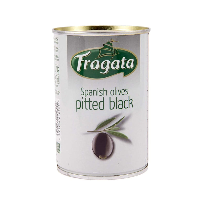 Black Pitted Olives Fragata 400g - LimSiangHuat
