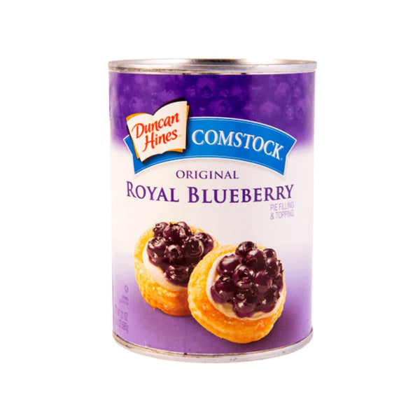 Blueberry Pie Filling - Comstock 12x595g - LimSiangHuat